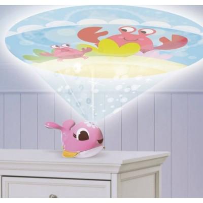 Tiny Love Игрушка-проектор Коди розовый
