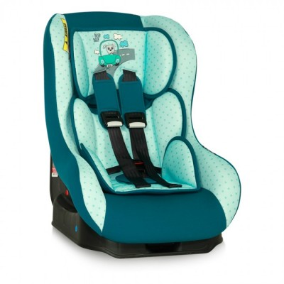 Автокресло Beta Plus Aquamarine Dog Driver/Grey Whales