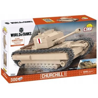 Конструктор Cobi CHURCHILL I World of Tanks