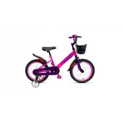 """Велосипед FORWARD 16"""" NITRO, 2019-2020, розовый, RBKW0LNG1012"""