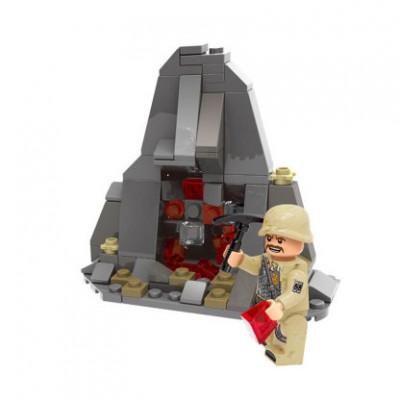 MOC Военный внедорожник