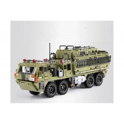 MOC Тяжёлый пехотный грузовик