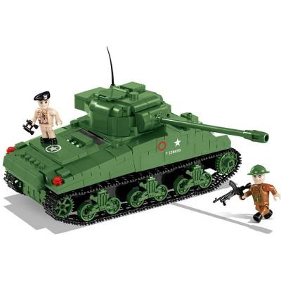 Конструктор Cobi Британский средний танк Шерман Файрфлай