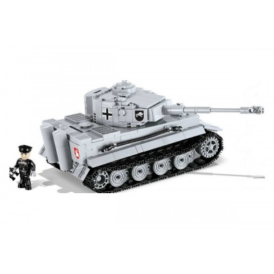 Конструктор Коби Танк Тигр 1