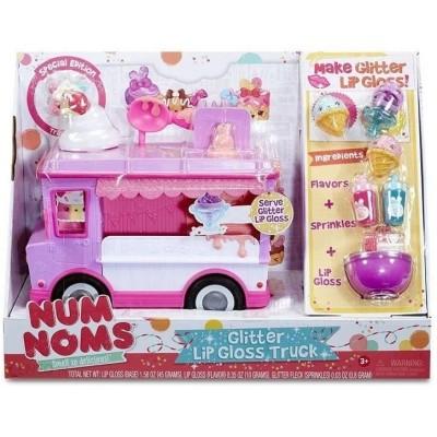 Автобус Num Noms для производства блеска для губ с блеском