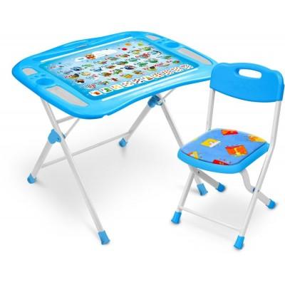 Детский столик со стульчиком Ника NKP 1/1 Азбука