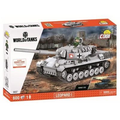 Коби танк Leopard I World of Tanks