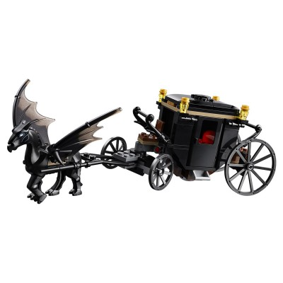 Lepin 16053 Побег Гриндевальда (аналог Lego 75951)