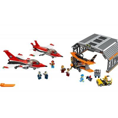 Lepin 02007 Авиашоу (аналог Lego 60103)