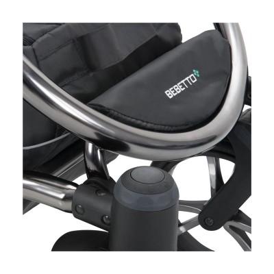 Детская коляска BEBETTO TITO PREMIUM 3 в 1