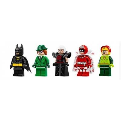 Lepin 07059 Гоночный автомобиль Загадочника (аналог Lego 70903)