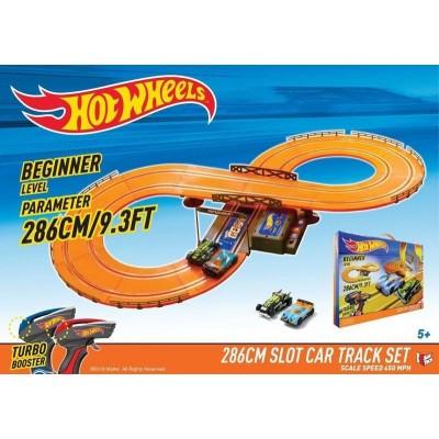 Гоночный трек на р/у Хот Вилс 3 м Hot Wheels 83105