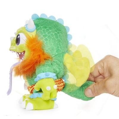 Интерактивная игрушка Crate Creatures Монстр Сизл