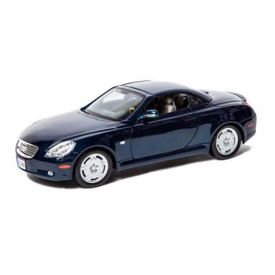 Машина Lexus SC 430 Gold Bburago 1 к 18