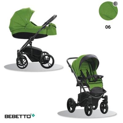Детская коляска BEBETTO TITO 3 в 1