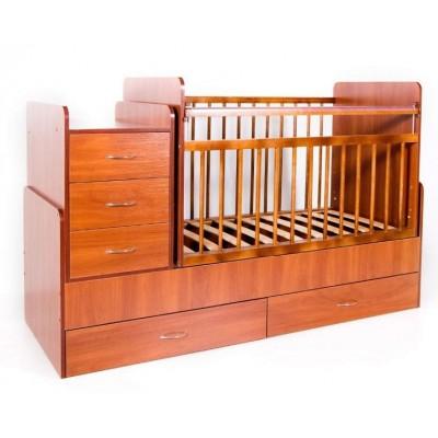 Детская кровать-трансформер Бамбини