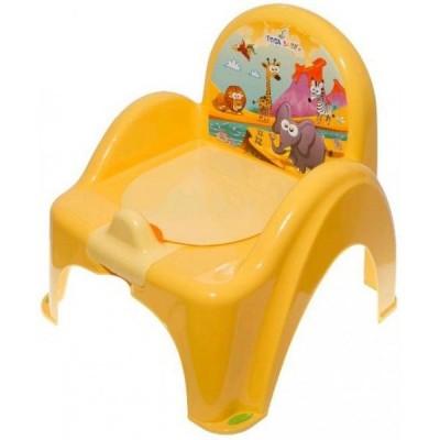 Горшок-стульчик детский Сафари музыкальный