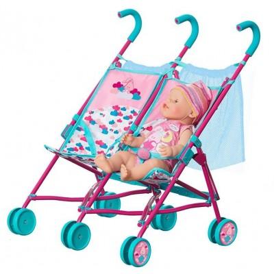 Коляска для двух кукол Baby Born Zapf 1423493