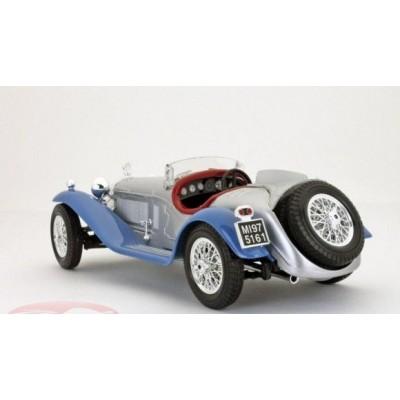 Машина Alfa Romeo Spider Gold Bburago 1 к 18