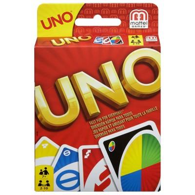 Карты Уно