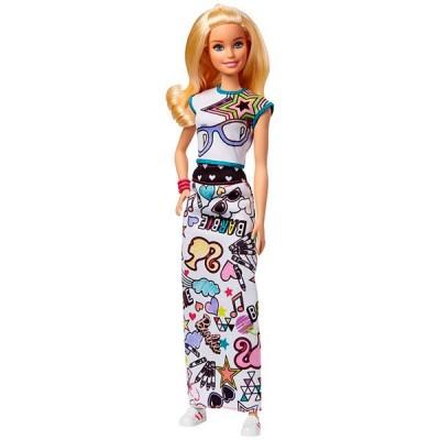 Кукла Барби одежда-раскраска купить в Минске Barbie FPH90 ...