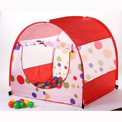Игровой домик-палатка Арка Calida 617 100 шаров