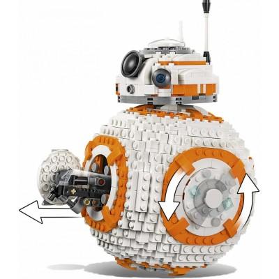 Lepin 05128 Робот BB-8 (аналог Лего 75187)