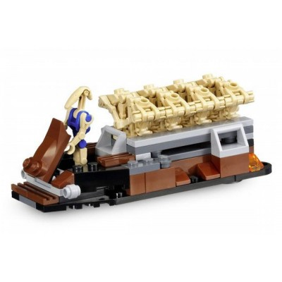 Lepin 05069 Многоцелевой Транспорт Торговой Федерации