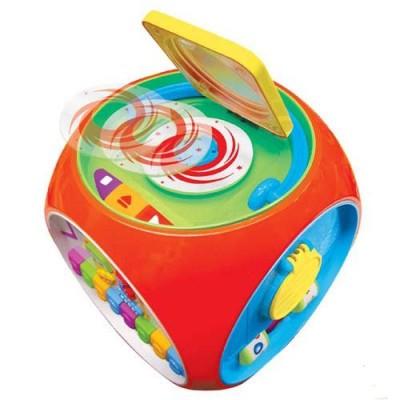 Куб развивающий музыкальный Kiddieland