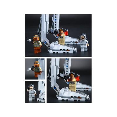 Lepin 05066 Разведывательный транспортный шагоход AT-ST (аналог Лего 75153)