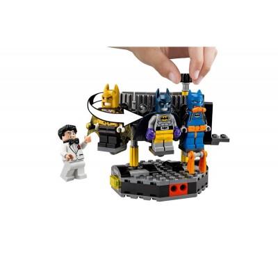 Lepin 07052 Нападение на Бэтпещеру (аналог Lego 70909)