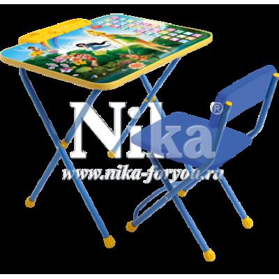 Детский столик и стульчик Ника Disney 3