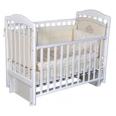 Детская кроватка Ray Erika 2 с универсальным маятником