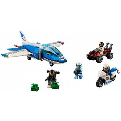 Lepin 02127 Воздушная полиция: арест парашютиста (аналог Lego 60208)
