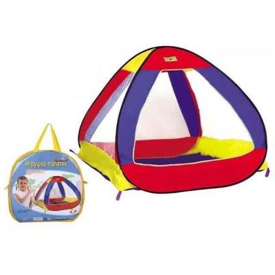 Игрушка палатка Домик 8012