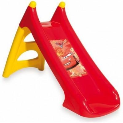 Горка детская Smoby Молния Маквин 90см с водным эффектом