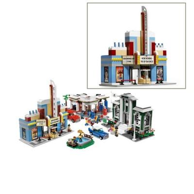 Lepin 02022 План города (аналог Lego 10184)