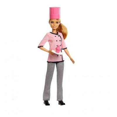 """Кукла Барби """"Кем быть"""" Кондитер"""