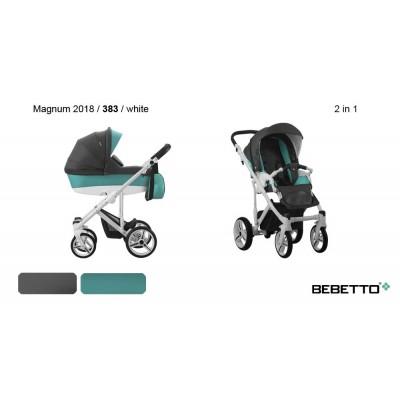 Детская коляска BEBETTO MAGNUM 2 в 1 2018