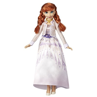 Кукла Холодное Сердце 2 Анна с дополнительным нарядом