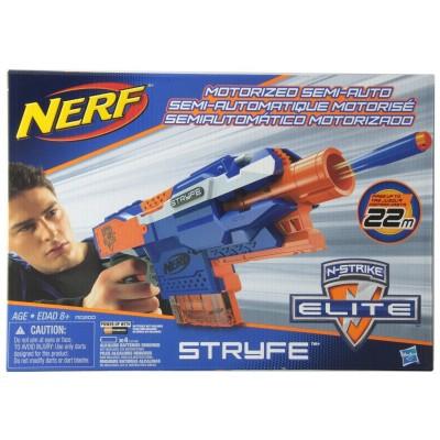 Бластер NERF Нерф Элит Страйф A0200 Hasbro