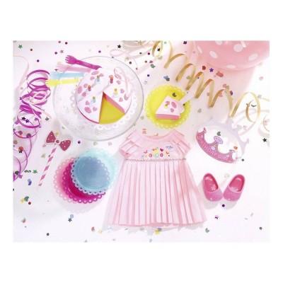 Интерактивная кукла Baby Born День рождения Zapf Creation