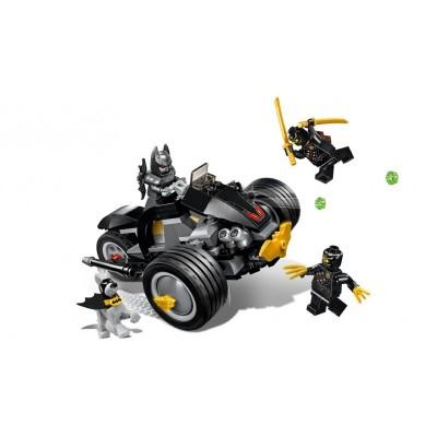Lepin 07108 Бэтмен: Нападение Когтей
