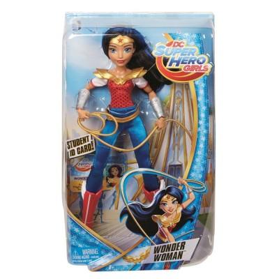 Кукла DC Super Hero Girls Вандер Вумен Супергероиня DLT62