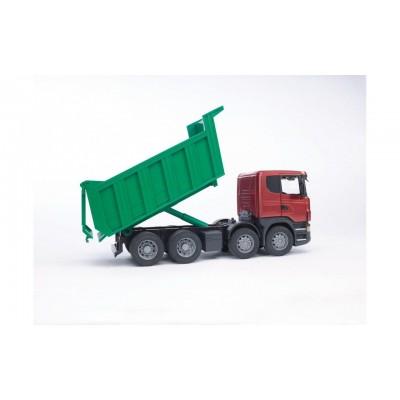 Игрушка самосвал Scania Bruder (Брудер) 03550