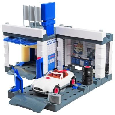 Автосервис с автомойкой Bosch