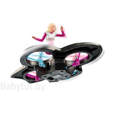 """Кукла Барби на ховерборде из м/ф """"Звездные приключения"""" DLV45"""