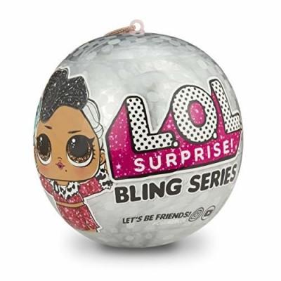 Кукла Лол Сюрприз Новогодняя серия LOL Surprise Bling Series