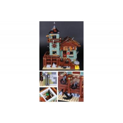 Lepin 16050 Рыболовный магазин (аналог Lego 21310)