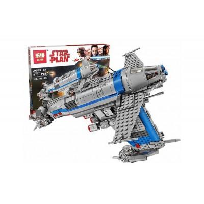 Lepin 05129 Бомбардировщик Сопротивления (аналог Лего 75188)